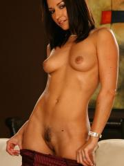 Pictures of Ann Marie Rios teasing with toys
