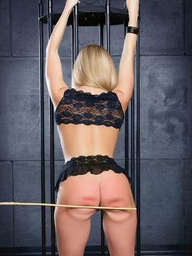 blonde britney-lace ass