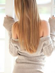 Beautiful teen Cassidy Cole teases in a comfy sweater