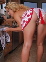Cherie Deville has prepared something delicious for you in the kitchen