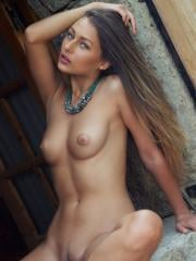 "Beautiful girl Yarina A displays her stunning nude body in ""ARBO"""