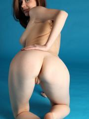 Pictures of Danica strutting around totally naked just for you
