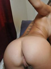Zen girlfriend Riley turns into a cock loving whore