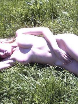 Hot Collection From Amateur Millie S Naked Outdoor Photoshoot