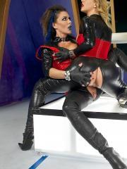 Cherie DeVille and Jessica Jaymes get their freak on