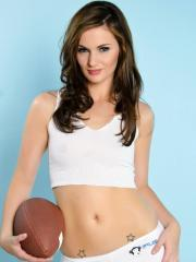 Lily Shows Of Her Puba Gear And Her Love For Football