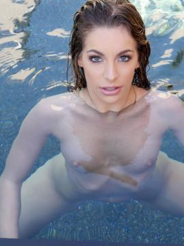 Kimmy Granger in Pool Pussy