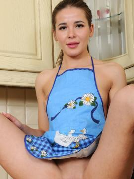 "Met-Art presents Lika Dolce in ""Cute Chef"""
