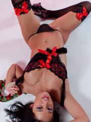 Pictures of Nikki dressed in super sexy lingerie just for you