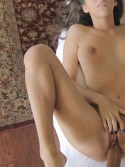 Sexy girl April O'Neil has a good afternoon fuck