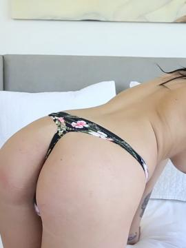 Kylie Martin Tries Out For Porn