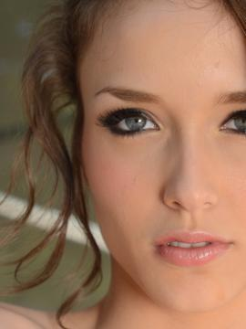 Malena Morgan Plays With Two Dildos