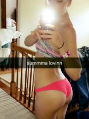 Hot college coeds share selfies of their hot bodies