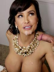 Busty teacher Lisa Ann offers a very in depth sex ed class